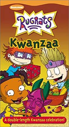 Rugrats: Kwanzaa (2001 VHS)