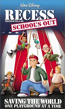 Recess: School's Out (VHS/DVD)