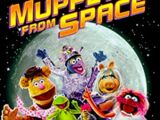 Muppets from Space (1999 VHS)