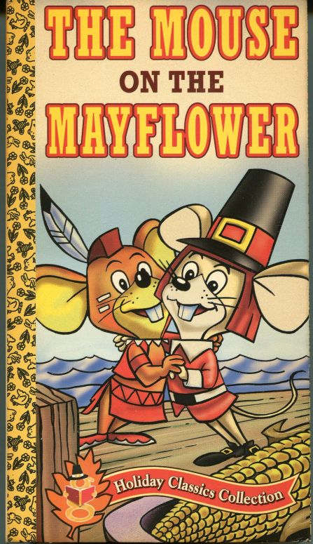 The Mouse on the Mayflower (Golden Books Family Entertainment)