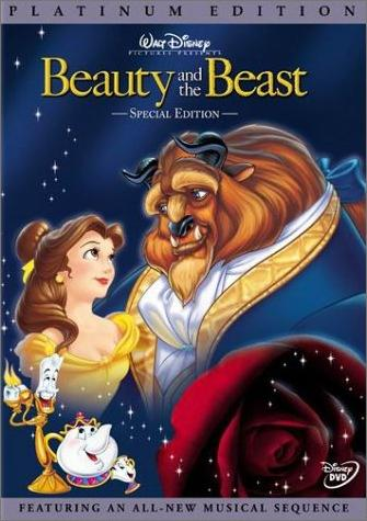 Beauty and the Beast (2002 VHS/DVD)