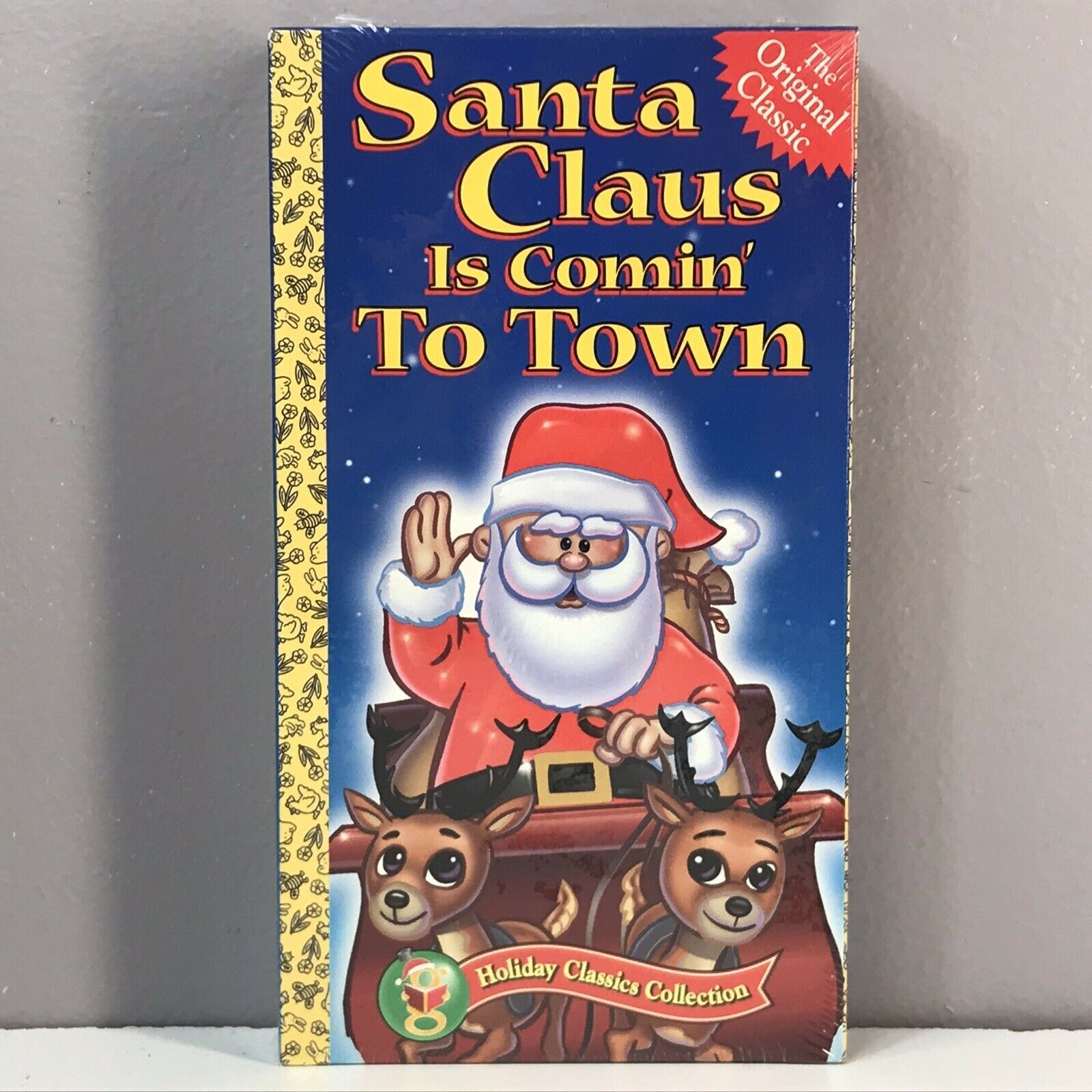 Santa Claus is Coming to Town (Golden Books Family Entertainment)