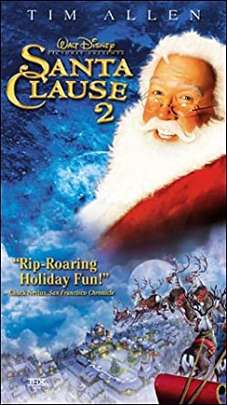 The Santa Clause 2 (2003 DVD/VHS)