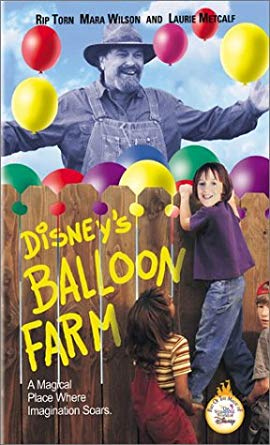 Balloon Farm (2000-2001 VHS)