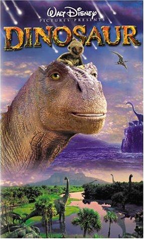 Dinosaur (2001 VHS)