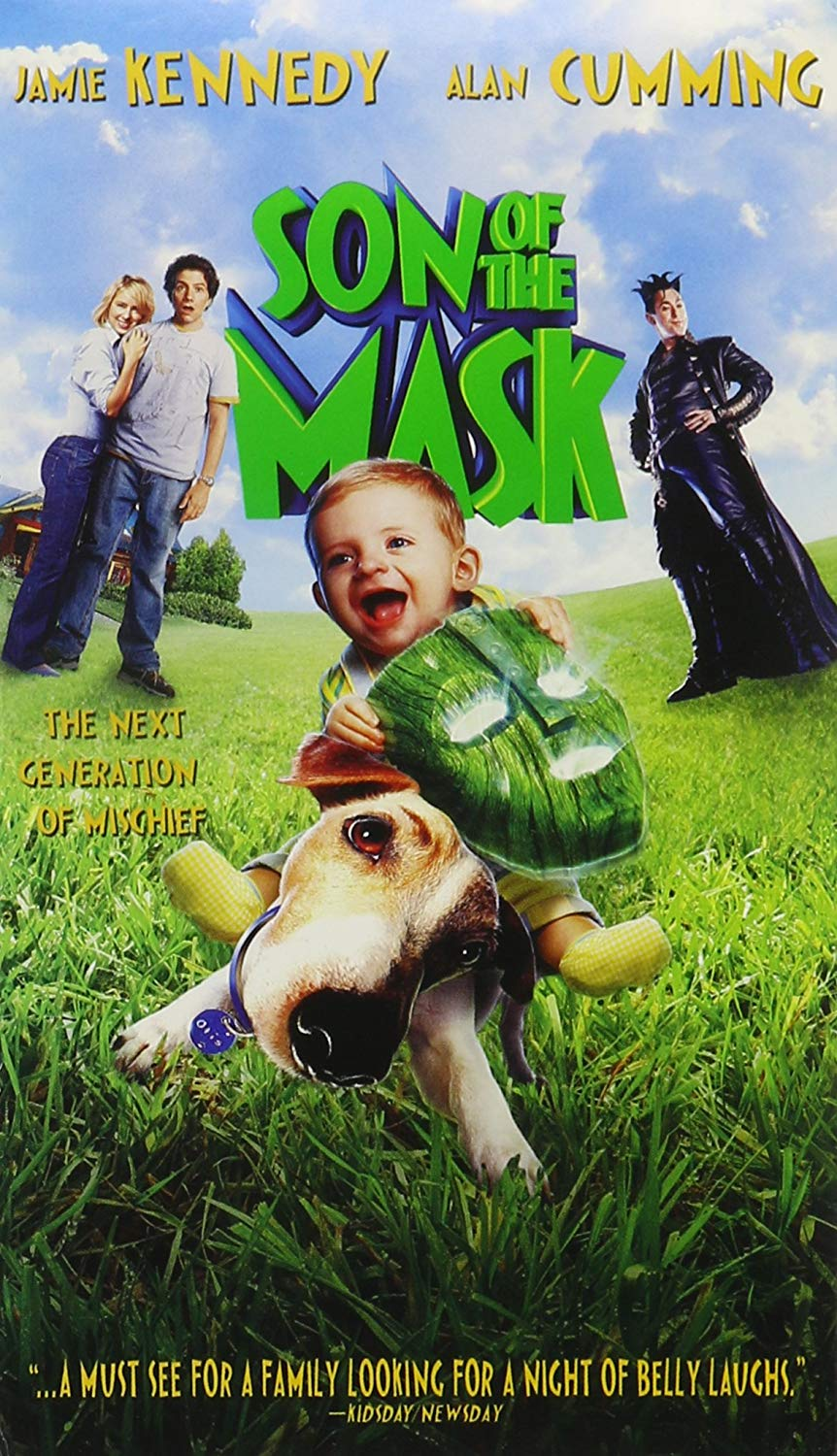 Son of the Mask (2005 VHS)