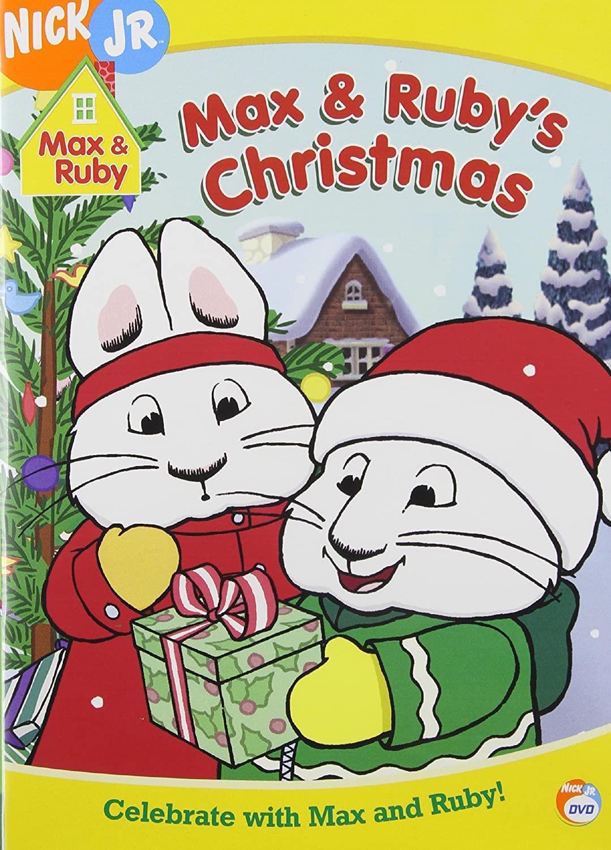 Max & Ruby: Max & Ruby's Christmas (2004 DVD)