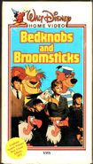 Bedknobs and Broomsticks (1986-1996 VHS)