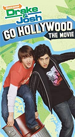 Drake & Josh: Drake & Josh Go Hollywood (2006 VHS)