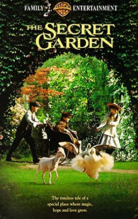 The Secret Garden (1994-2001 VHS)