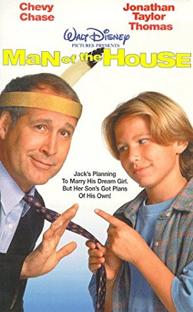 Man of the House (1995 VHS)