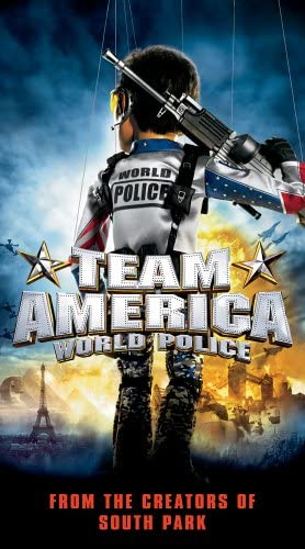 Team America World Police (2005 VHS)