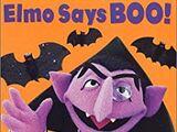 Sesame Street: Elmo Says Boo! (1997-2000 VHS)