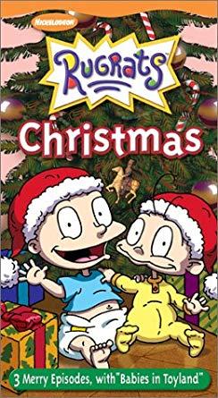 Rugrats: Christmas (2002 VHS)