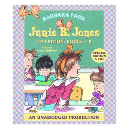 Junie B. Jones CD Collection 1-8