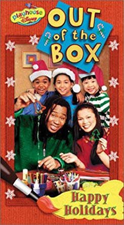 Out of the Box: Happy Holidays (VHS)