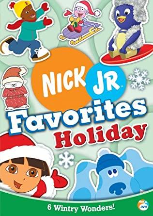 Nick Jr Favorites Holiday (2006 DVD)