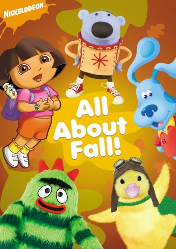 Nickelodeon All About Fall! (2008 DVD)