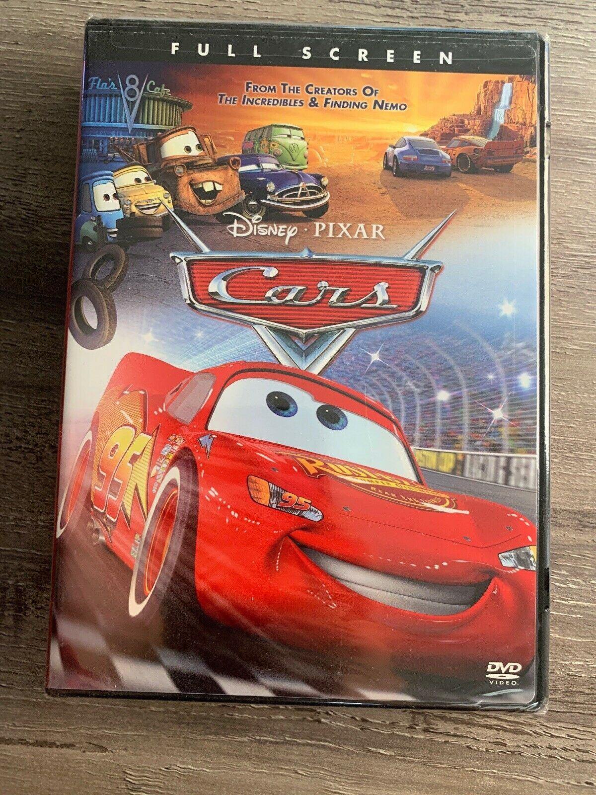 Cars (2006 DVD)