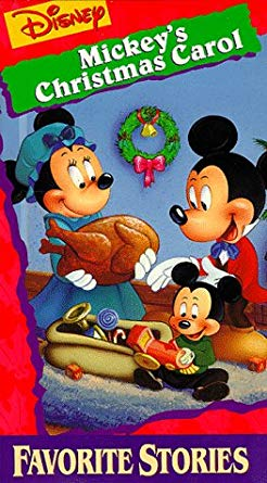 Disney Favorite Stories: Mickey's Christmas Carol