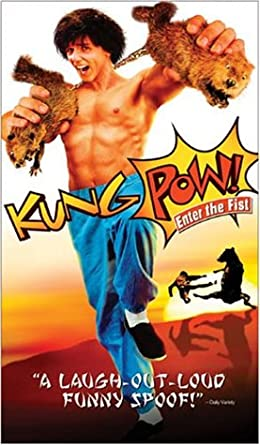 Kung Pow! Enter the Fist (2002 VHS)