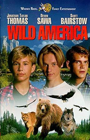 Wild America (1997-2000 VHS)