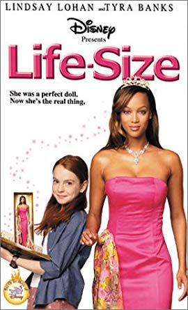 Life Size (VHS/DVD)