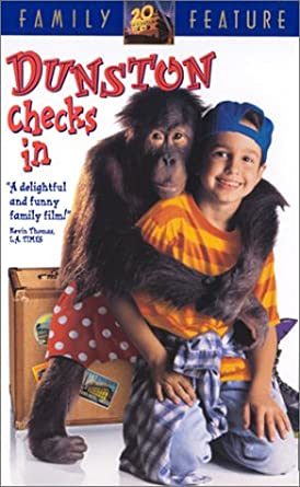 Dunston Checks In (1996 VHS)