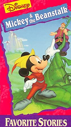 Disney Favorite Stories: Mickey & the Beanstalk