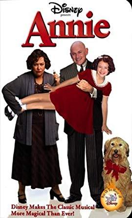 Annie (VHS/DVD)