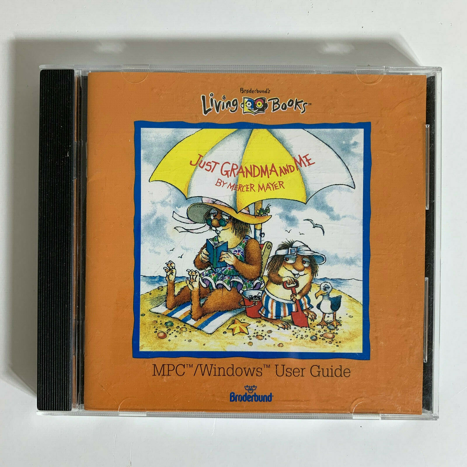 Just Grandma and Me (1992 PC Game)