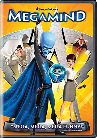 Megamind (2011 DVD)