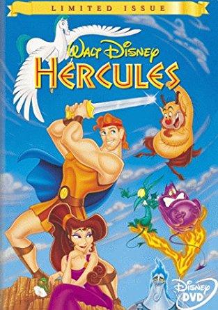 Hercules (1999 DVD)