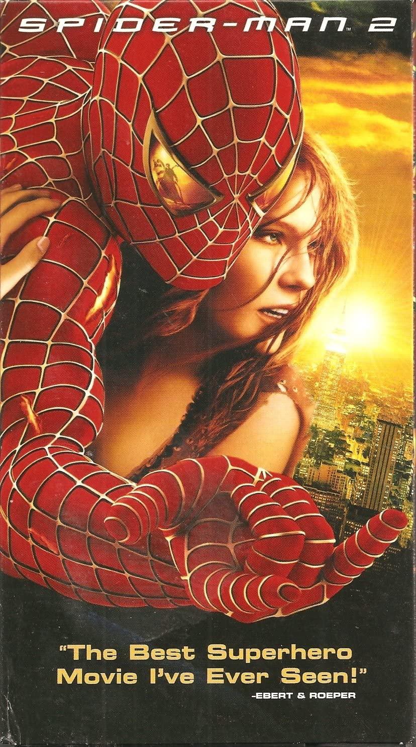 Spider-Man 2 (2004 VHS)