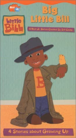 Little Bill: Big Little Bill (2001 VHS)