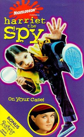 Harriet the Spy (1996/1997 VHS)