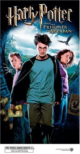 Harry Potter and the Prisoners of Azkaban (2004 VHS)