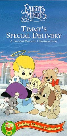 Precious Moments: Timmy's Special Delivery (Golden Books Family Entertainment)