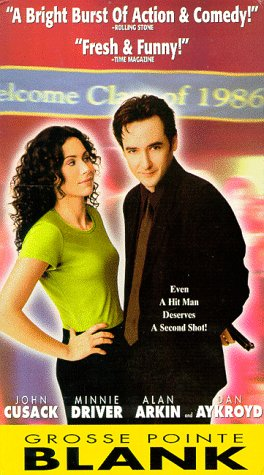 Grosse Pointe Blank (VHS/DVD)