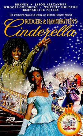 Rodgers and Hammerstein's Cinderella (1998 VHS)