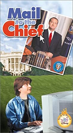 Mail to the Chief (2000 VHS)