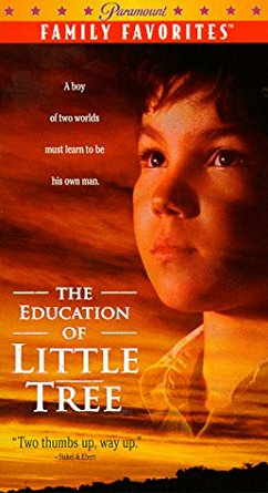 The Education of Little Tree (1999 VHS)