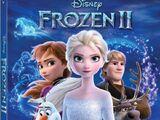 Frozen II (2020 VHS)