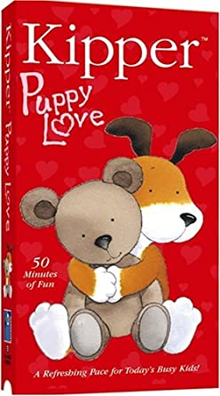 Kipper: Puppy Love (2005 VHS)