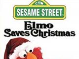 Sesame Street: Elmo Saves Christmas (1996-2000 VHS)
