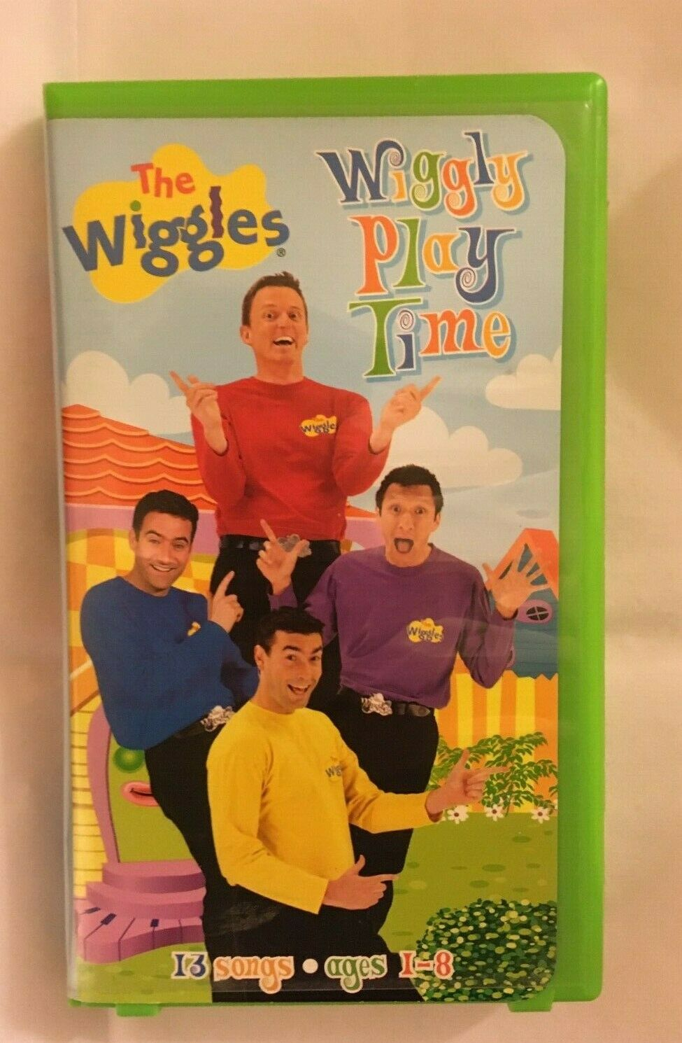 The Wiggles: Wiggly Playtime (2001 VHS)