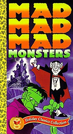 Mad Mad Mad Monsters (Golden Books Family Entertainment)
