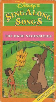 Disney's Sing Along Songs The Bare Necessities October 6 1987 VHS.jpg