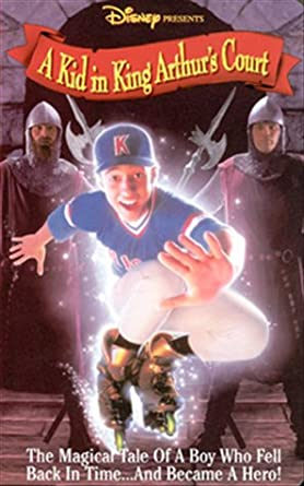 A Kid in King Arthur's Court (1996 VHS)