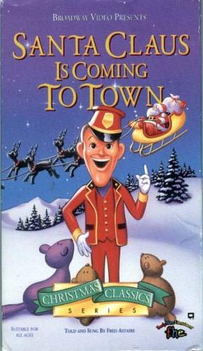 Santa Claus is Coming to Town (1993-1997 VHS)